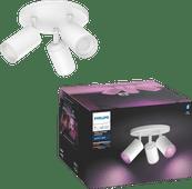Philips Hue Fugato 3-Spot White & Color Bluetooth white