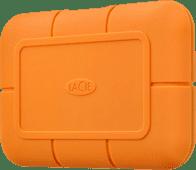 LaCie Rugged USB-C SSD 500 Go
