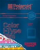 Polaroid Originals Color i-Type Instant Fotopapier Stranger Things