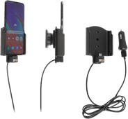 Brodit Houder Samsung Galaxy A40 met Oplader