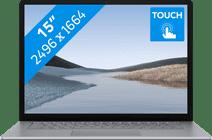 """Microsoft Surface Laptop 3 15"""" Ryzen 5 - 8 Go - 256 Go Platine Azerty"""