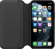 Apple iPhone 11 Pro Leather Folio Black