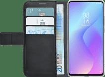 Azuri Wallet Xiaomi Mi 9T Book Case Noir
