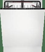 AEG FSE63617P / Encastrable / Entièrement intégré / Hauteur de niche 82 - 90 cm