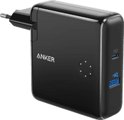 Anker PowerCore Fusion Charger and Power Bank 5000mAh Power Delivery Black