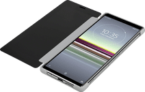Sony Style Xperia 5 Book Case Gris