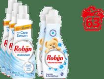 Robijn Perfect Match Stralend Wit waspakket - 5 stuks