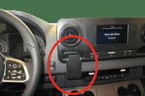 Brodit ProClip Mercedes Benz Sprinter 2019 Centrale Bevestiging
