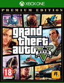 Grand Theft Auto V (GTA 5) Premium Edition Xbox One