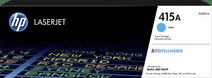 HP 415A cartouche de toner LaserJet officielle cyan