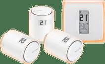 Netatmo Thermostat + Netatmo NAV-EN 3-Pack