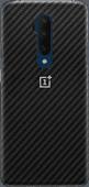 OnePlus 7T Pro Karbon Protective Case Back Cover Noir