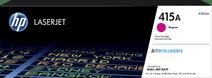 HP 415A cartouche de toner LaserJet officielle magenta