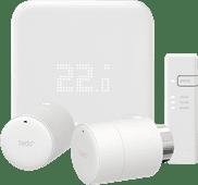 Tado Thermostat connecté V3+ kit de démarrage et 2 têtes thermostatiques