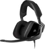 Corsair Void Elite Surround Premium Gaming Headset Carbon/Zwart