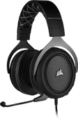 Corsair HS60 Pro Surround Gaming Headset Carbon/Zwart