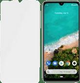 PanzerGlass Case Friendly Xiaomi Mi A3 Screenprotector Glas