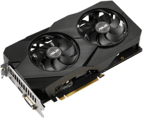 Asus GeForce GTX 1660 Super Dual OC EVO 6G