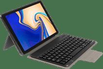 Gecko Covers Samsung Galaxy Tab A 10.5 Keyboard Cover AZERTY Black