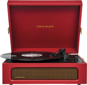 Crosley Voyager Red