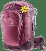 Deuter Aviant Access Pro 55L Maron/Aubergine - Slim Fit