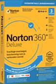 Norton 360 Deluxe 2020 | 3 Apparaten | 1 Jaar | 25GB | Windows/MAC/Android/iOS