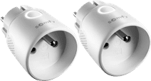 Somfy Stekker io (type E) Duo Pack