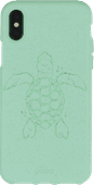 Pela Eco Friendly iPhone 11 Pro Back Cover Blauw (Turtle Edition)