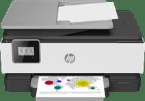 HP OfficeJet 8017 Tout-en-un + crédit HP instant Ink