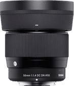 Sigma 56mm f/1.4 DC DN Contemporary Canon EF-M