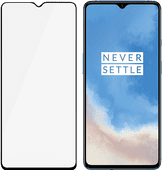 PanzerGlass Case Friendly OnePlus 7T Screenprotector Glas Zwart