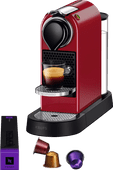 Krups Nespresso Citiz Cherry Red XN741510