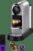 Krups Nespresso Citiz Zilver XN741B10