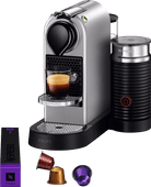 Krups Nespresso Citiz & Milk Chrome XN761B10