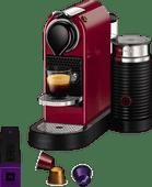 Krups Nespresso Citiz & Milk Cherry Red XN761510