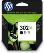 HP 302XL Cartridge Zwart