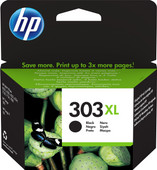 HP 303XL Cartridge Zwart