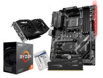 AMD Basic Upgrade Kit + Gigabyte GeForce RTX 2060 OC 6G