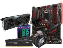 Intel Basic Upgrade Kit + Gigabyte 1660 Super Gaming OC 6G