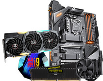 Intel Extreme Upgrade Kit + MSI 2080 Super Gaming X Trio