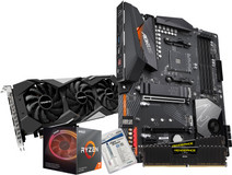 AMD Advanced Upgrade Kit + Gigabyte RX 5700 XT Gaming OC 8G