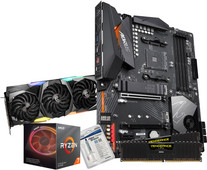 AMD Advanced Upgrade Kit + MSI 2070 Super Gaming X trio
