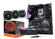 AMD Extreme Upgrade Kit + MSI GeForce RTX 2080 Super Gaming X Trio