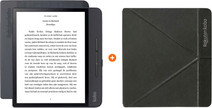 Kobo Forma + Sleep Cover Noir