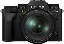 FUJIFILM X-T4 Noir / XF16-80 mm F4 R OIS WR Kit
