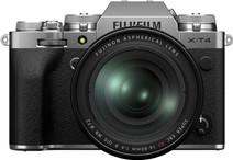Fujifilm X-T4 Zilver + XF 16-80mm f/4 R OIS WR