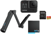 GoPro HERO 8 Black - Kit de démarrage