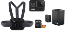 GoPro HERO 8 Black - Chest mount kit