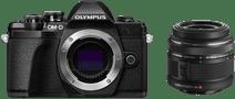 Olympus OM-D E-M10 Mark III Body Black + 14-42mm IIR Black