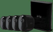 Arlo PRO 3 Zwart 4-Pack